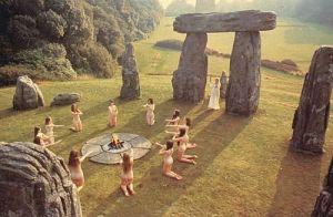 Exemplo De Ritual Pagão
