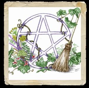 pentagrama bruxo